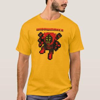 Camiseta Versión de 8 bits 2 de Widowmaker
