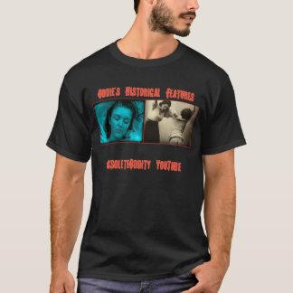 Camiseta Versión histórica 3 de las características de