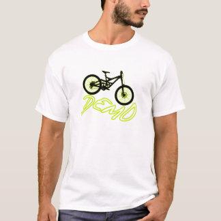 Camiseta Versión parcial de programa de la bici de montaña