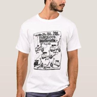 Camiseta Vespas de la MOD