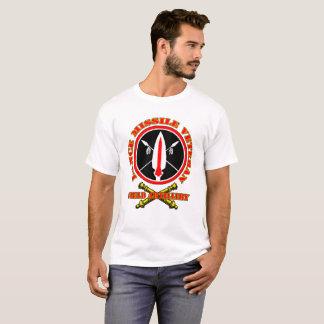 Camiseta Veterano del misil de la lanza