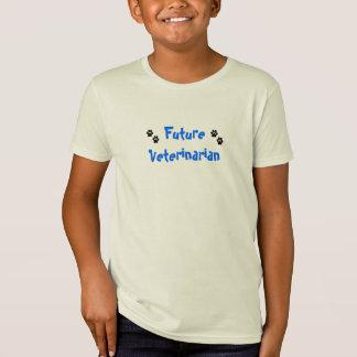 Camiseta Veterinario futuro