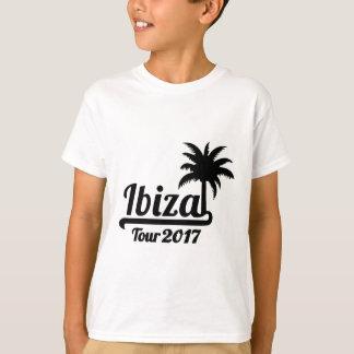 Camiseta Viaje 2017 de Ibiza