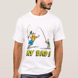 Camiseta Viaje de pesca del hijo del padre