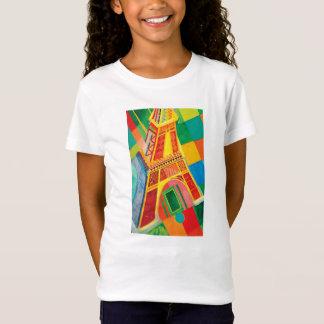Camiseta Viaje Eiffel del La de Roberto Delaunay