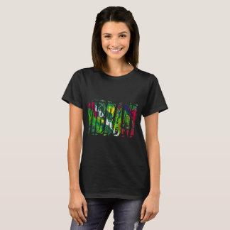 Camiseta vibrante