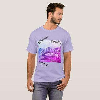Camiseta vibrante de Venezia