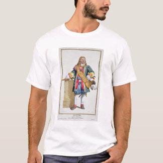 Camiseta Vicealmirante Ruyter (1607-76) de 'DES Es de
