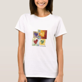 Camiseta Vida cariñosa