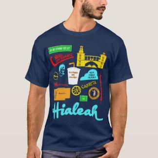 Camiseta Vida de Hialeah (en color)