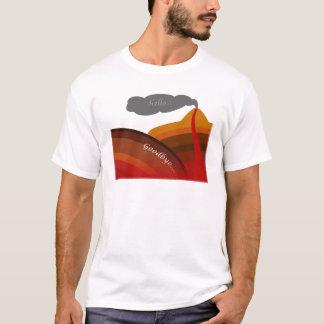 Camiseta Vida de la subducción