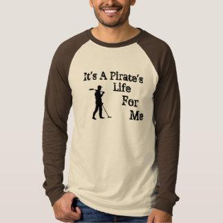Camiseta Vida de los piratas