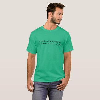 Camiseta Vida viva encima otra vez