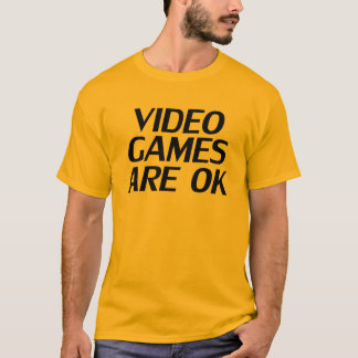 Camiseta videojuegos