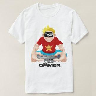 Camiseta videojugador