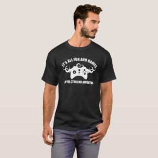 Camiseta ¡Videojugador Cthulhu!