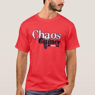Camiseta Videojugador del caos