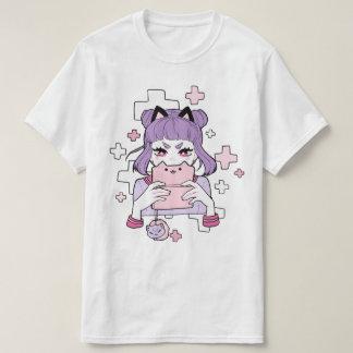 Camiseta Videojugador Grrl