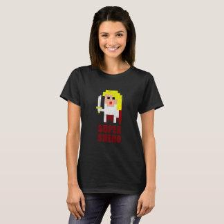 Camiseta Videojugador retro de 8 bits estupendo