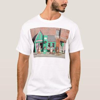 Camiseta Vieja estación de Conoco de la ruta 66