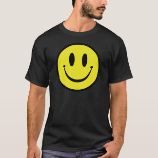 Camiseta Viejo smiley de Skool