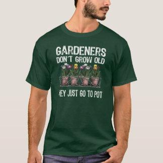 Camiseta Viejos jardineros