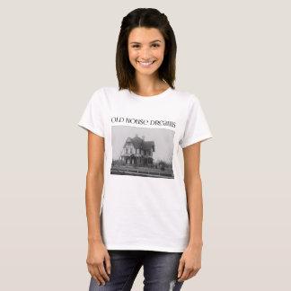 Camiseta Viejos sueños de la casa (diseño) del Victorian