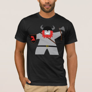 Camiseta Viking Meeple - Basic