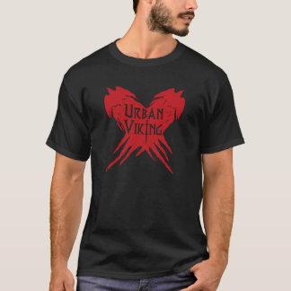 Camiseta Viking urbano