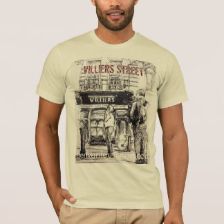 Camiseta Villiers Street