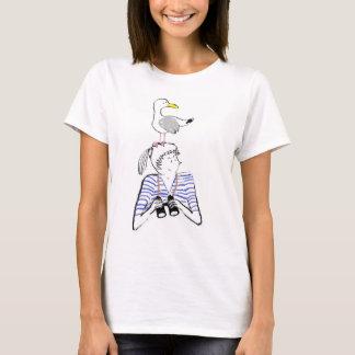 Camiseta Vilnia y su gaviota