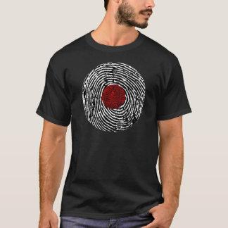 Camiseta Vinilo de la impresión de los sonidos