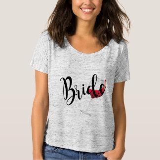Camiseta Vino de la novia