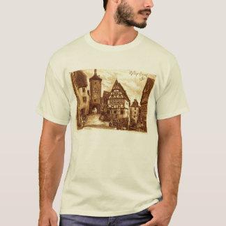 Camiseta Vintage 1907 de Rothenburg Alemania