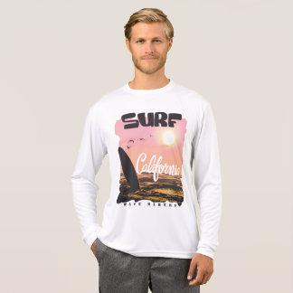Camiseta vintage de California del verano