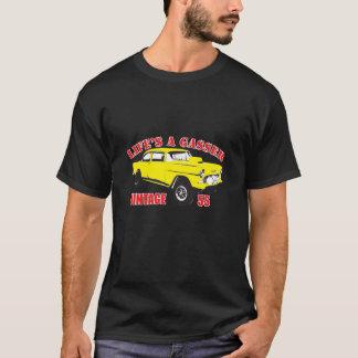 Camiseta Vintage del corredor de la fricción de Rod de la
