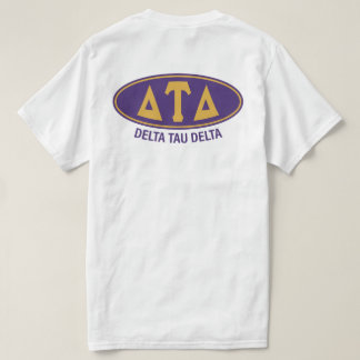 Camiseta Vintage del delta el | del Tau del delta