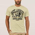 Camiseta Vintage del sistema de sonido de Haile Selassie I
