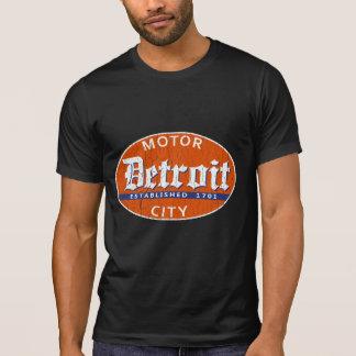 Camiseta Vintage Detroit (diseño apenado)
