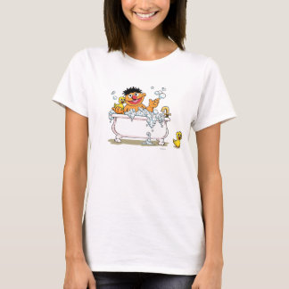 Camiseta Vintage Ernie en bañera