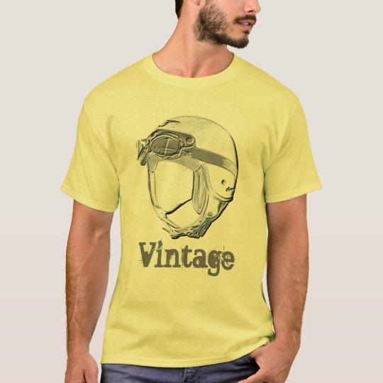 Camiseta Vintage Helmet