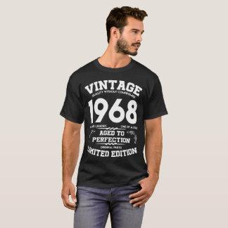 CAMISETA VINTAGE SUPERIOR 1968 ENVEJECIDO A LA PERFECCIÓN E