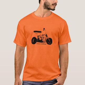Camiseta vintage T de la bici del desafiador de Powell de