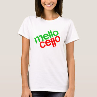 Camiseta Violoncelo de Mello (mujeres)