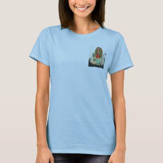 Camiseta virgen Maria