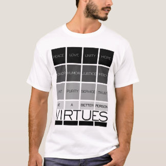 CAMISETA VIRTUDES