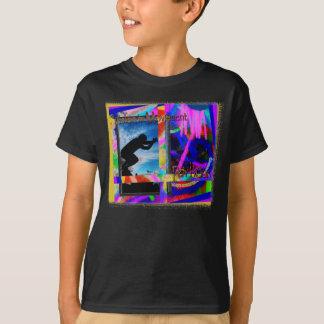 Camiseta Vision en el movimiento: Parkour