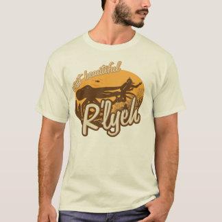 Camiseta Visita R'lyeh hermoso