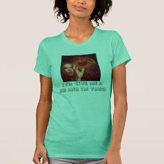 Camiseta víspera, Eve: Déme una costilla y soy el suyo