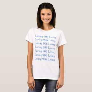 Camiseta viva de amor 906